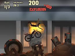miniclip monster truck nitro 2 trials dynamite tumble a cool and fun bike game