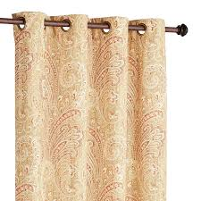 Jcpenney Grommet Drapes by Blinds U0026 Curtains Jcpenney Kitchen Curtains Gray Blackout