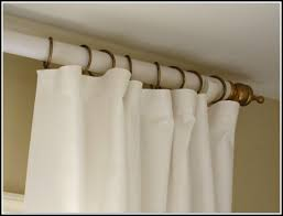 Chunky Wooden Curtain Poles White Wood Curtain Rods Finials I Purchased The 1 14u2033 Round