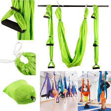 inversion therapy anti gravity aerial yoga swing hanging hammock