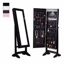 Ebay Jewelry Armoire Black Jewelry Armoire Ebay