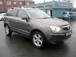 vauxhall antara 2 0 se cdti 5dr manual for sale in rochdale dale