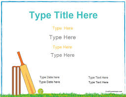 10 best images of baseball participation certificate templates