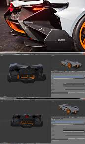 logo lamborghini 3d building the lamborghini egoista 3d model sketchfab blog