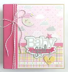 baby girl photo album best 25 baby mini album ideas on mini albums scrap