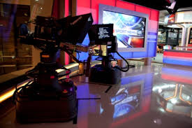 scrolling through the history of teleprompters tvbeurope