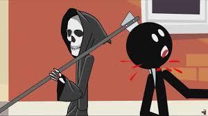 stickman game movie dentist killer halloween funny u0026 bring fear