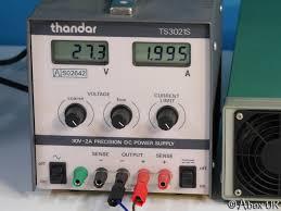 tti thurlby thandar ts3021s 0 30v 0 2a bench power supply