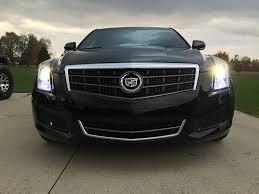 2013 cadillac ats exterior colors 2013 cadillac ats 2 0t awd black w morello interior ls1tech