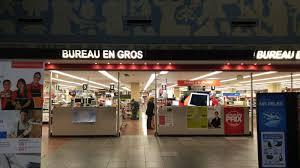centre de copie bureau en gros bureau en gros 895 rue de la gauchetière o montréal qc