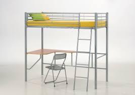 bureau surélevé lit surélevé avec bureau lit enfant chambre à coucher