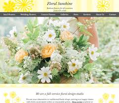 florist shops 100 best florist website designs