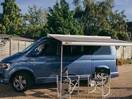 vw camper van for sale vw t6 highline with rear elevating roof camperco showroom