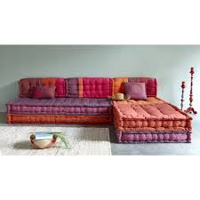 sofa bunt maisons du monde möbel dekoration leuchte und sofa wohnen