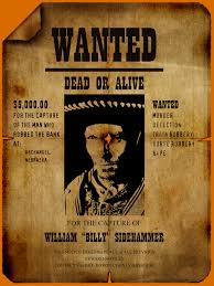 7 wanted poster template pdf brilliant ideas of wanted poster