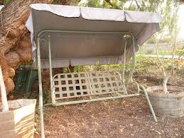 3 Person Swing Cushion Replacement by Canopy