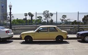 1980 toyota lifted the street peep 1980 toyota tercel