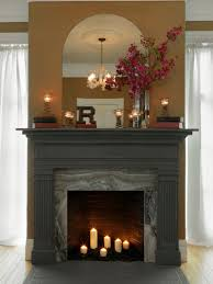 christmas fireplace fire holiday festive decorations t wallpaper