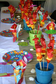 luau table centerpieces party table decorations centerpieces ohio trm furniture