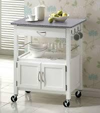 kitchen islands and trolleys kitchen island trolley ebay