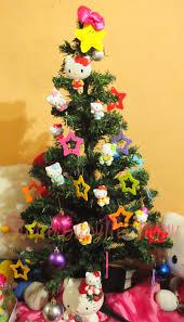 hello kitty christmas tree christmas tree