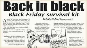 best camera kit deals black friday back in black black friday survival kit u2013 the puyallup post