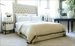 Leather Tufted Headboard Bedroom Wonderful Grey Twin Headboard Fabric Headboard Beds Grey