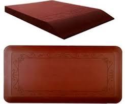 Cushioned Kitchen Floor Mats by Cushioned Kitchen Mats Anti Slip Floor Mat Custom Anti Fatigue