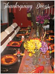 Thanksgiving Dinner Table Decorations Thanksgiving Dinner Table Ideas Table Decor Ideas