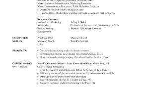 exle resume for college internship resume for internship format cover letter writing tutorial