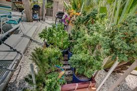 herb garden the ringling beach house