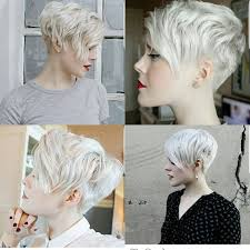 what kind of hair is used for pixie braid 10 trendy pixie hair cut for blondes brunettes 2018 women