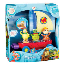 fisher price wonder pets flyboat play set free shipping today