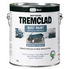 tremclad water based rust paint lowe u0027s canada