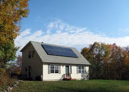 Saltbox Style Homes What Does Solar Look Like