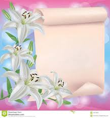 invitation greeting greeting or invitation card with flower stock photos image