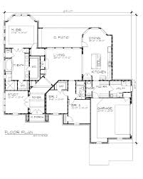 mediterranean house plan with 3 bedrooms and 2 5 baths plan 4265