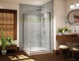 Fleurco Shower Door Fleurco Glass Shower Doors Signature Square