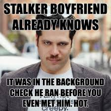 Memes About Stalkers - fifty shades of grey chapter 23 stalker boyfriend always knows