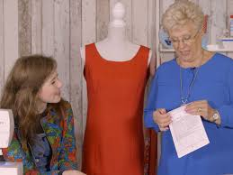 to read a dress pattern