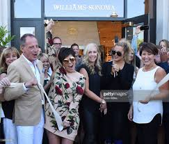 williams sonoma and kris jenner get cooking at grand opening of