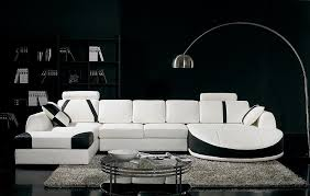Modern Art Deco Furniture by Leather Sectional Sofa Modern Contemporary Art Deco 57 Leather