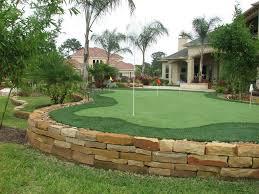 Backyard Chipping Green Putting Green Landscapes U0026 Outdoor Entertaining Pinterest Golf