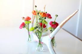 Mason Jar Vases For Wedding 20 Diy Wedding Centerpieces For Your Upcoming Nuptials Brit Co