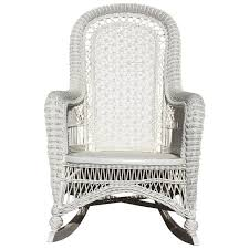 home decor marvelous wicker rocker perfect with victorian rocker
