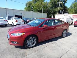 ford fusion titanium 2015 pre owned 2015 ford fusion titanium car in fr214974 bryans car