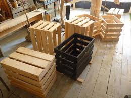 Wooden Crate Shelf Diy by Diy Wood Crate Storage Shelves 99 Pallets