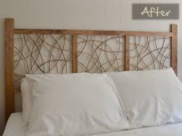 unique headboard ideas wallums com wall decor