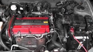 lancer evo engine evo 4 4g63t engine youtube