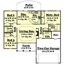 House Plans Under 2000 Square Feet Bonus Room by 100 House Plans With Bonus Room Cottage House Plans